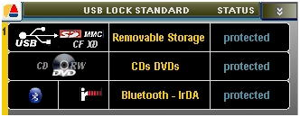 usb lock standard data leak protector
